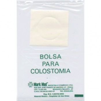 BOLSA PARA COLOSTOMIA - MARK MED